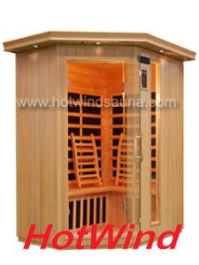 Infrared Sauna Room Sek-G3CT (Corner Style Model) pictures & photos
