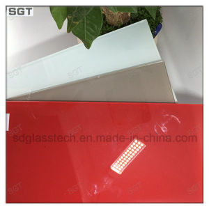 4mm 5mm 6mm Lacquered/Painted Glass for Splashbacks pictures & photos