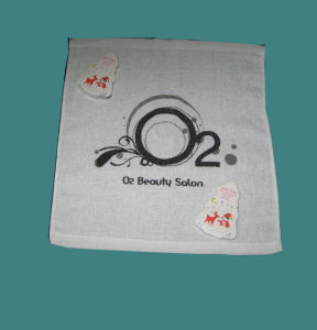 White Cotton Compressed Towel for Beauty Club (YT-700) pictures & photos