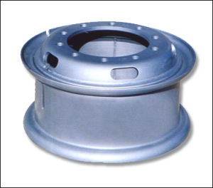 Tube Rim for Truck Tires (8.00v-20) pictures & photos
