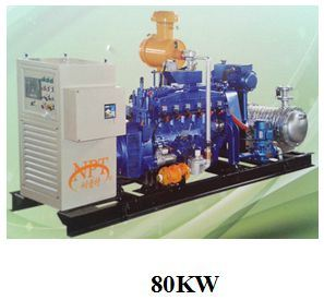 80kw Syngas/Producer Gas, Biomass Generator Set pictures & photos