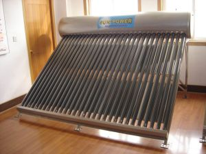 Solar Water Heater 300L pictures & photos