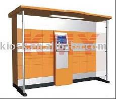 Custom Self-Service Postal Kiosk Manufacturer pictures & photos