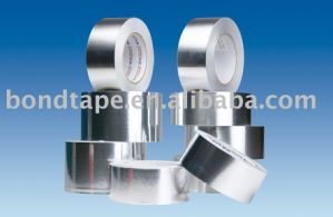 Solvent Acrylic Adhesive Aluminum Foil Tapes Af3025 pictures & photos