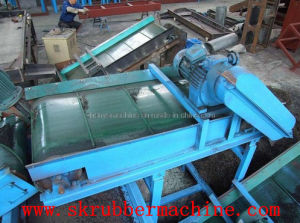 High Technical Magnetic Separator for Tire Recycling Machine pictures & photos