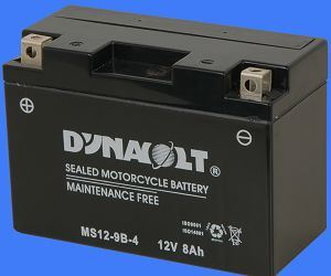 Batteries (MS12-9B-4)