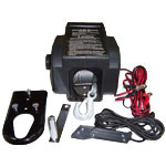 Good Quality of Electric Winch pictures & photos