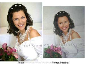 Portrait-Painting Art