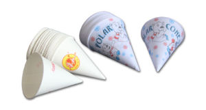 Paper Cone Cups - 9 pictures & photos