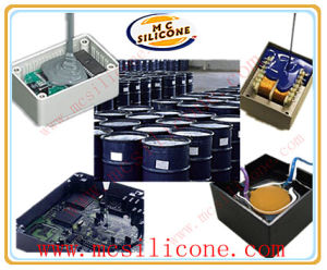 Electronic Potting Compound Silicone Rubber pictures & photos
