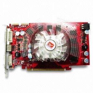 ATI HD3850 512M 16X 256BIT DDR3