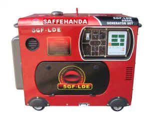 SF5GF-LDE Power 5kw Diesel Generator