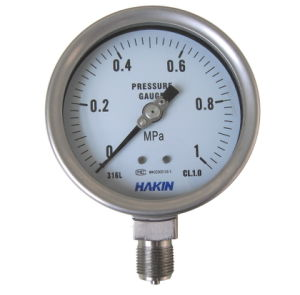 Wika Type Stainless Steel Pressure Gauge
