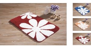 Microfiber Tufted Rugs, Super Soft and Absorbent T009 pictures & photos
