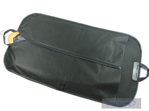 Hot Sales Quality Non Woven Foldable Suit Cover Garment Bag (MECO249) pictures & photos