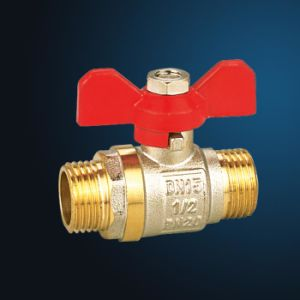 Brass Ball Valve (MF11006) pictures & photos