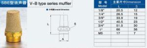 V-B Type Series Muffler