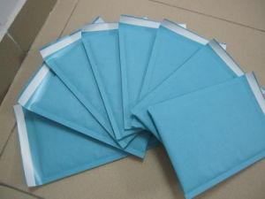 Blue Kraft Bubble Envelope and Courrier Bag