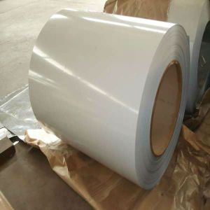 Chinese White PPGI Steel Coil by Professional Supplier