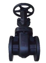 Rising Stem Solid Wedge Gate Valve pictures & photos