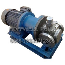 CE Approved YCB Series Circular Gear Oil Pump pictures & photos