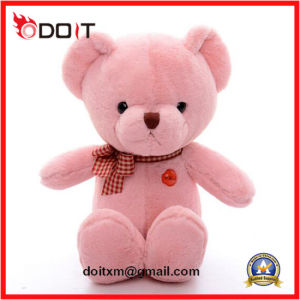 Baby Toy Plush Pink Teddy Bear Toy pictures & photos