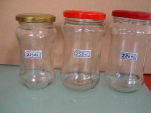Glass Food Jar (VJ-002)