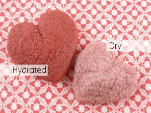 Wholesale 100% Natural Cosmetic Very Soft Konjac Sponge pictures & photos