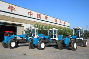 Heavy Construction Equipment China Motor Grader 180HP Grader with Cummins Engine pictures & photos