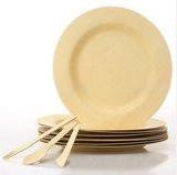 Disposable Bamboo Tableware
