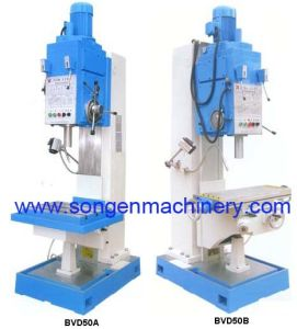 Drilling Diameter 50mm Box Column Drill Press pictures & photos