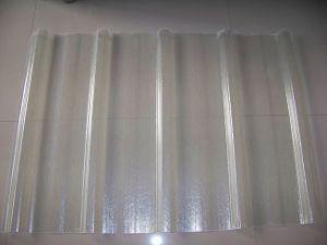 Corrugated Fiberglass Roofing Panels / Fiberglass Corrugated Sheet pictures & photos