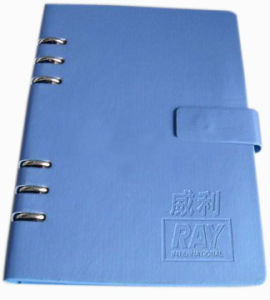 High Quality Professional Custom Loose-Leaf Notebook (YY--B0058) pictures & photos