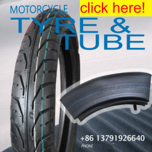 Motorcycle/ Tricycle Tyre and Tube pictures & photos