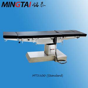 Mingtai Hydraulic Operating Table Electric Mt2200 Used for C Arm with CE Certificte pictures & photos