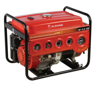 5kw Gasoline Generator for House Use pictures & photos