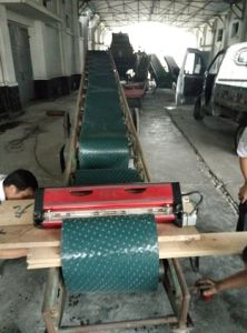 Air Cooling Conveyor Belt Vulcanizing Joint Press Machine pictures & photos