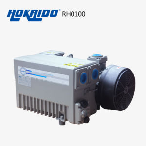 Single Stage Vane Vacuum Pump for Refrigeration Equipment (RH0100) pictures & photos