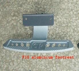 Leg Foot Tray Aluminum Comfortble Footrest (F15) pictures & photos