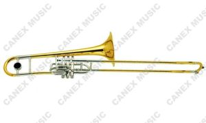Musical Instruments/Brass Instruments/Trombone/Piston Valves Trombones/ (TB93-L) pictures & photos