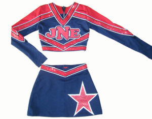 Cheerleading Uniforms (U90320) pictures & photos