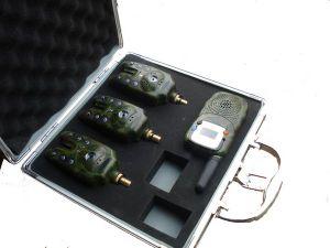Fishing Bite Alarm (HY-17(Green))