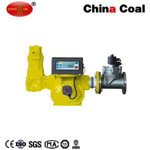 China Coal Positive Displacement Flow Meter pictures & photos