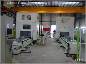 Aluminum 5 Axis CNC Milling Machine in Auto Industry pictures & photos