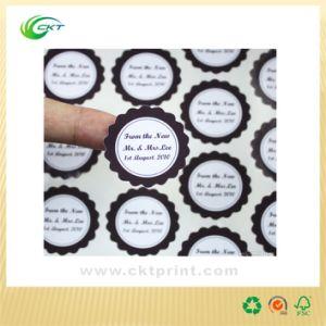 Wholesale Custom Printing Paper Label (CKT-LA-386)