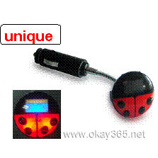 Car MP3/4 Player with Flash Memory (T99 (Supports TF Card))