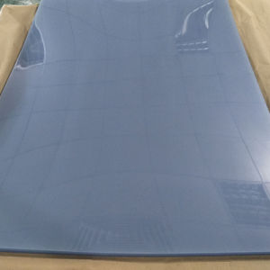 0.5mm Plastic PVC Rigid Clear Sheet for Thermoforming Packaging pictures & photos