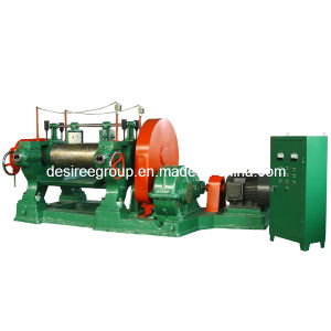 New 2 Roll Rubber Plastic Open Mixing Machine