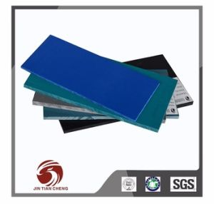 4mm PVC Sheet Black pictures & photos