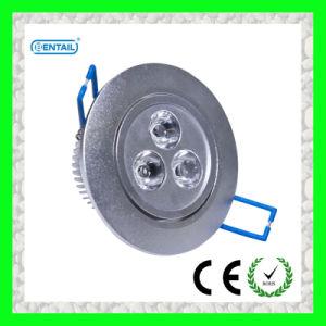 3*W Aluminum Alloy LED Ceiling Light (BTCL-61004)